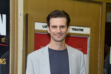 Fred Weller 'Permission' Opening Night - Arrivals & Curtain Call