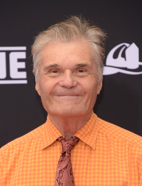 Fred Willard Pictures - 'Planes: Fire & Rescue' Premieres ...