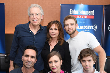 Freddie Highmore SiriusXM's Entertainment Weekly Radio Channel Broadcasts From Comic-Con 2016 - Day 2