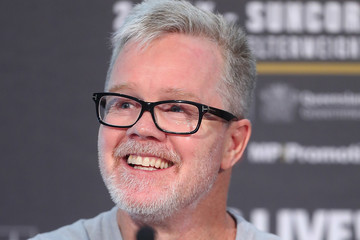 Freddie Roach Manny Pacquiao Press Conference