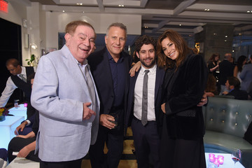 Freddie Roman Amazon Red Carpet Premiere for Brand New Original Comedy Series 'Red Oaks'
