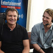 Freddie Stroma SiriusXM's Entertainment Weekly Radio Channel Broadcasts From Comic-Con 2016 - Day 3