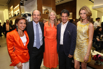 Frederic Fekkai Ferragamo Fifth Avenue Flagship Re-Opening