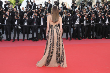 Frederique Bel 'Everybody Knows (Todos Lo Saben)' & Opening Gala Red Carpet Arrivals - The 71st Annual Cannes Film Festival
