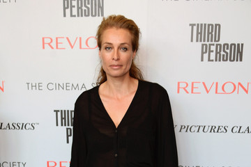 Frederique Van Der Wal 'Third Person' Screening in NYC