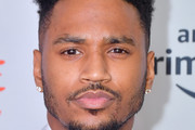 "Trey Songz attends the ""Free Meek"" World Premiere at The Ziegfeld Ballroom on August 01, 2019 in New York City."