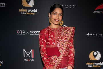 Freida Pinto 4th Annual Asian World Film Festival - Opening Night Screening Of 'Love Sonia' - Arrivals
