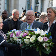 Jean-Marie Le Pen French Far Right Party 'Front National' May Day Demonstration In Paris