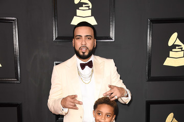 French Montana The 59th GRAMMY Awards - Arrivals