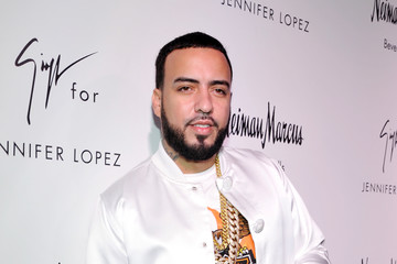 French Montana Giuseppe for Jennifer Lopez Launch at Neiman Marcus Beverly Hills