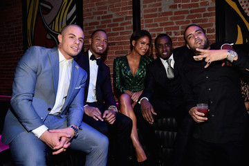 French Montana Premiere of Lionsgate's 'The Perfect Match' - After Party