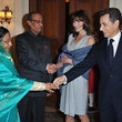 Devisingh Shekkawat French President Nicolas Sarkozy And Carla Bruni-Sarkozy Visit India - Day 3
