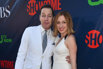 French Stewart CBS, CW and Showtime 2015 Summer TCA Party - Arrivals