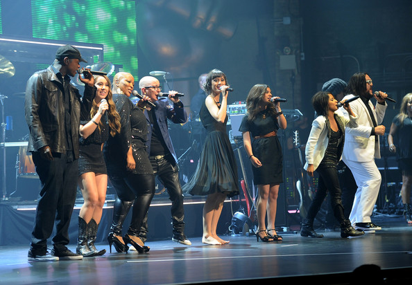 """""""The Voice"""" Live On Tour In New York City - Show"""
