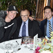 Larry King and Chance Armstrong King