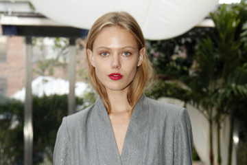Frida Gustavsson MBFW: Front Row at Rodebjer