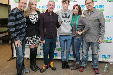 Froggy Troye Sivan Visits 'The Elvis Duran Z100 Morning Show'