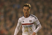Scott Parker of Fulham  during the Sky Bet Championship match between Fulham and Derby County at Craven Cottage on December 17, 2016 in London, England.