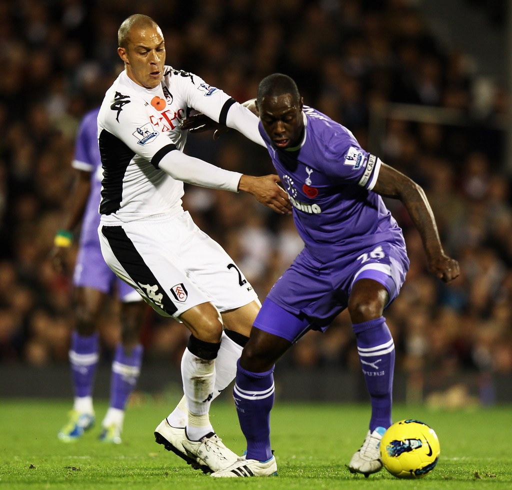 fulham vs tottenham - photo #21
