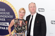 Morgan Walsh and Matt Walsh attend Full Frontal With Samantha Bee's Not The White House Correspondents' Dinner at DAR Constitution Hall on April 29, 2017 in Washington, DC.