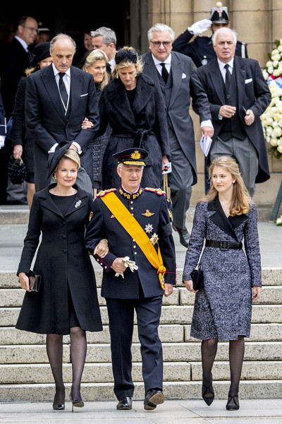 King Philippe of Belgium