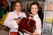 Erin Framel (L) and Kelly Framel attend Furla X the Glamourai at Bloomingdale's 59th Street Store on June 12, 2014 in New York City.