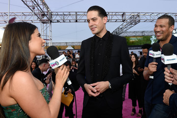 G-Easy SiriusXM's 'Hits 1 in Hollywood' Broadcasts From the Red Carpet Leading Up to the Billboard Music Awards at the T-Mobile Arena