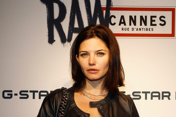 Delphine Chaneac G-Star Raw Store Opening - 65th Annual Cannes Film Festival
