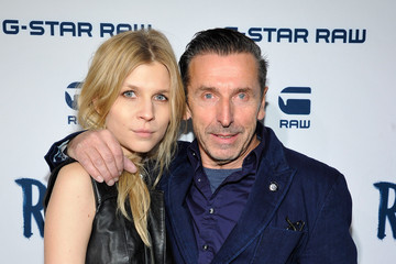 Pierre Morisset G-Star Rodeo Drive Store Opening