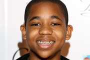 Actor Tylen Jacob Williams attends the GBK & Stop Attack Pre Kids Choice Gift Lounge held at The Redbury Hotel on March 27, 2015 in Hollywood, California.