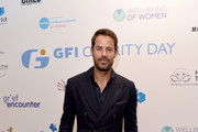 Jamie Redknapp attends the GFI Charity Day to commemorate the 658 employees who perished on September 11, 2001 in the World Trade Center attacks on September 11, 2019 in London, England.