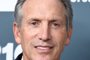 Businessman Howard Schultz arrives at the GLSEN Respect Awards at the Beverly Wilshire Four Seasons Hotel on October 19, 2018 in Beverly Hills, California.