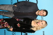 """Jason Biggs and Jenny Mollen attends the GOOD + Foundation """"An Evening of Comedy + Music"""" Benefit at Carnegie Hall on September 12, 2018 in New York City."""