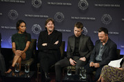 Jada Pinkett Smith, Donal Logue, Ben McKenzie,  Danny Cannon attend the GOTHAM Panel At PaleyFest NY on October 18, 2014 in New York City.