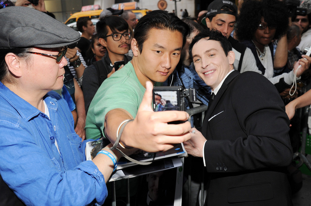 ... GOTHAM Series Premiere event on September 15, 2014 in New York City