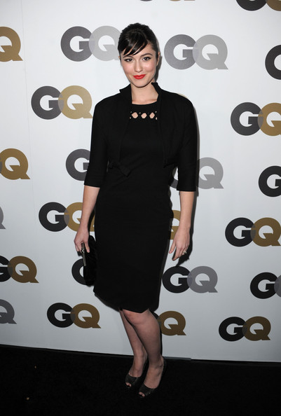 "Actress Mary Elizabeth Winstead arrives at the 15th annual ""GQ Men of the Year"" party held at Chateau Marmont on November 17, 2010 in Los Angeles, California."