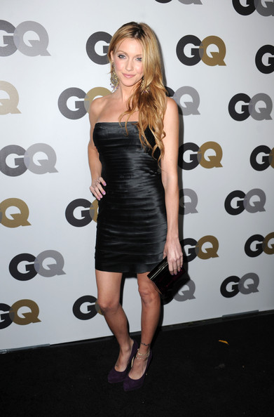 "Actress Katie Cassidy arrives at the 15th annual ""GQ Men of the Year"" party held at Chateau Marmont on November 17, 2010 in Los Angeles, California."