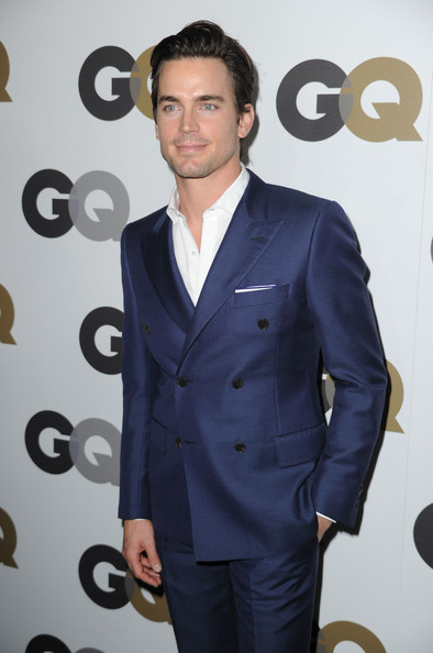 """Actoir Matthew Bomer  arrives at the 15th annual """"GQ Men of the Year"""" party held at Chateau Marmont on November 17, 2010 in Los Angeles, California."""