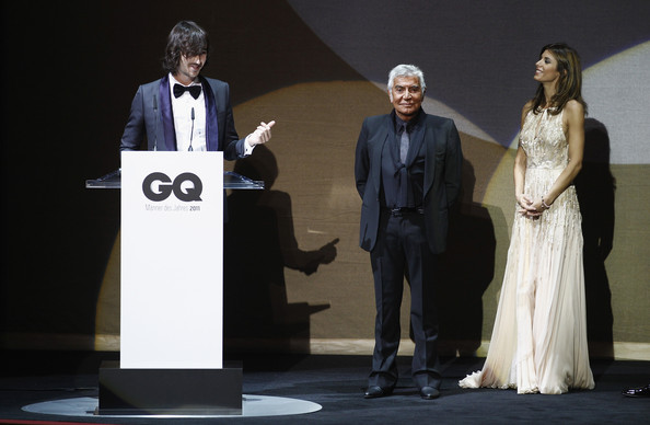 GQ Man Of The Year Award 2011