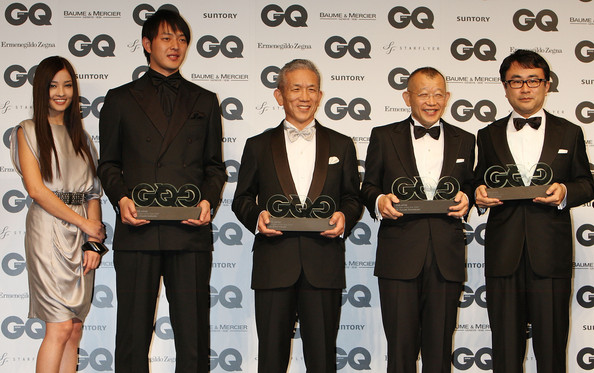 GQ Men Of The Year 2009