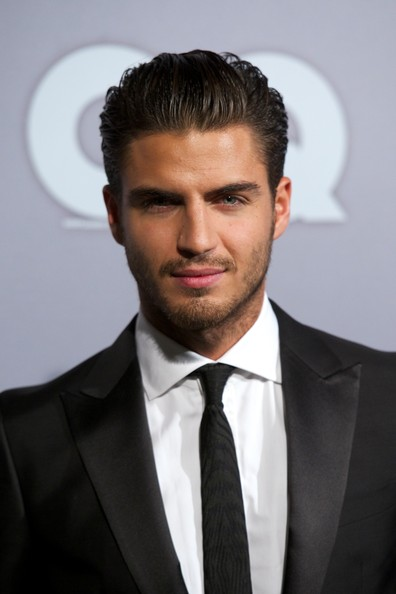 Maxi Iglesias In Arrivals At The Gq Men Of The Year Awards