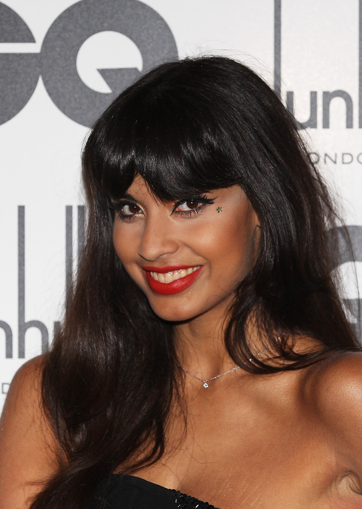 Jameela Jamil Calls For Body Confidence Education To Be On: GQ Men Of The Year Awards