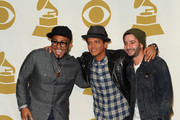 Bruno Mars and Philip Lawrence Photos Photo