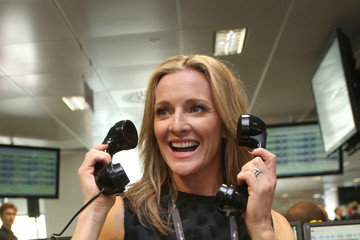 Gabby Logan BGC Annual Global Charity Day