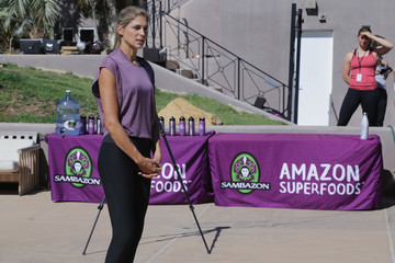 Gabby Reece Gabby Reece and Laird Hamilton Fuel With Sambazon