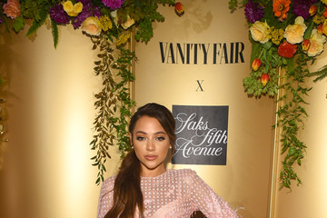Gabi DeMartino Vanity Fair And Saks Fifth Avenue Celebrate Vanity Fair's Best-Dressed 2018