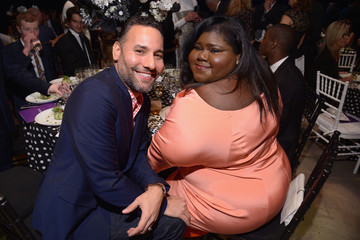 Gabourey Sidibe Isaac Mizrahi's 'Good Shepherd Services' Spring Party