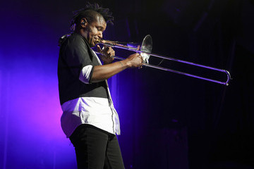 Gabrial McNair No Doubt In Concert