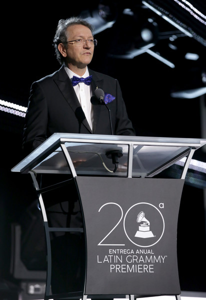The 20th Annual Latin GRAMMY Awards - Premiere Ceremony []
