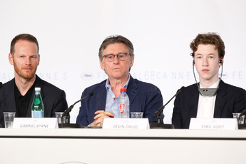 Gabriel Byrne 'Louder Than Bombs' - Press Conference - The 68th Annual Cannes Film Festival